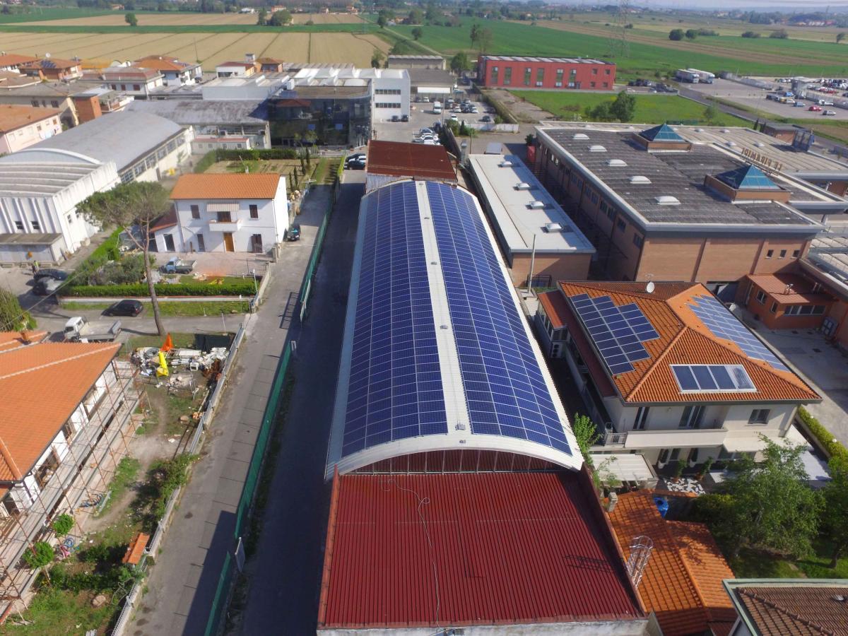 Ditta installazione pannelli fotovoltaico